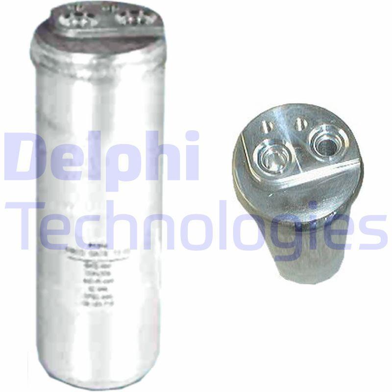 OPEL COMBO 2021 Trockner Klimaanlage - Original DELPHI TSP0175317 Ø: 55mm, Höhe: 170mm