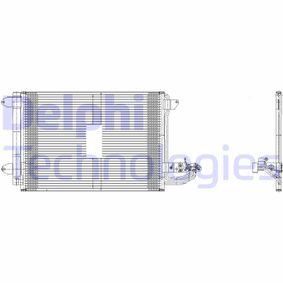 TSP0225491 Kondensator Klimaanlage Klimakondensator Klimakühler  DELPHI