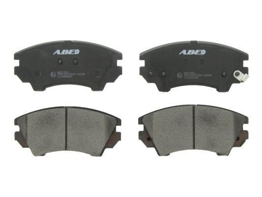 Bremsbeläge ABE C1X039ABE