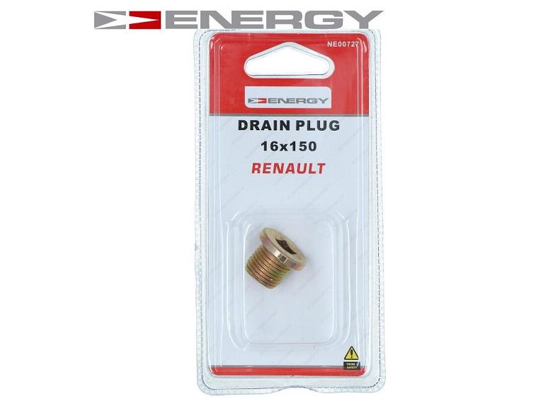Tappo coppa olio NE00727 ENERGY — Solo ricambi nuovi