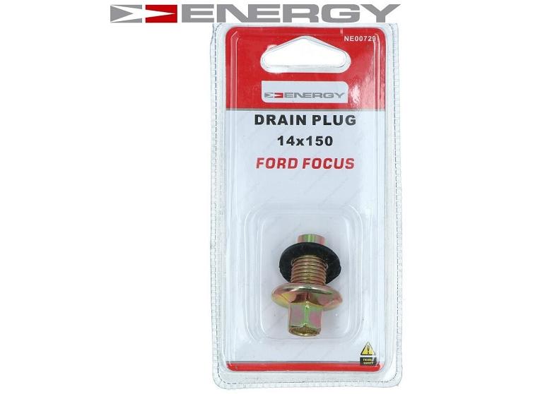 Tappo scarico olio NE00729 ENERGY — Solo ricambi nuovi