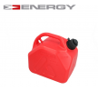 ENERGY NE00822 Transportkanister 10l Kunststoff rot reduzierte Preise - Jetzt bestellen!
