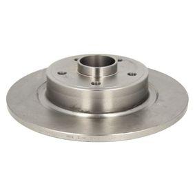 C4R014ABE ABE Hinterachse, Voll Ø: 274mm, Lochanzahl: 5, Bremsscheibendicke: 11mm Bremsscheibe C4R014ABE günstig kaufen