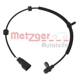Raddrehzahl V25-72-0027 VEMO Sensor