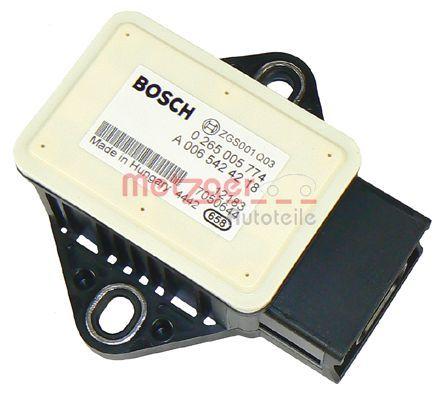 Sensor, Längs- / Querbeschleunigung 0900578 rund um die Uhr online kaufen