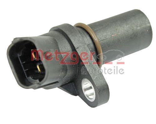 METZGER: Original Motorelektrik 0902011 (Pol-Anzahl: 2-polig)