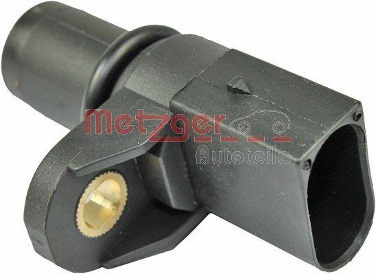 METZGER: Original Nockenwellensensor 0903001 (Pol-Anzahl: 3-polig)