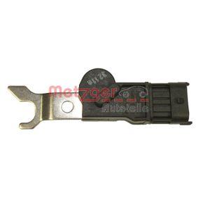 Nockenwellenposition Metzger 0903007 Sensor
