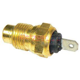 Kúpte a vymeňte Snímač teploty chladiacej kvapaliny METZGER 0905011