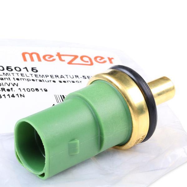 0905015 Kühlmitteltemperatursensor METZGER 0905015 - Große Auswahl - stark reduziert