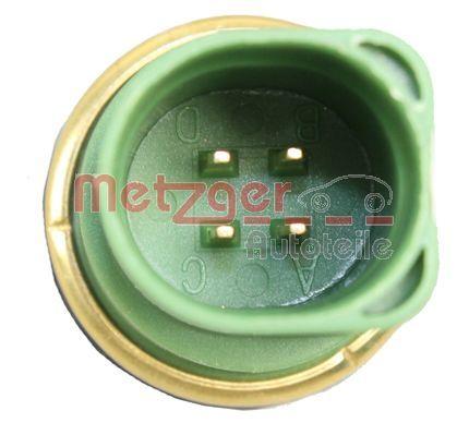 0905015 Sensor, Kühlmitteltemperatur METZGER Test