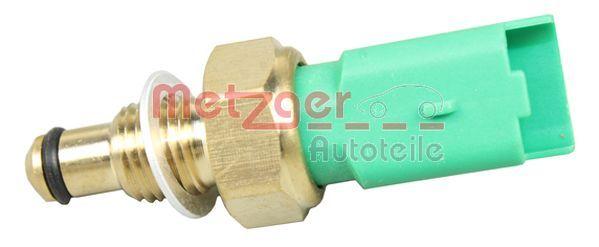 NISSAN 200SX Sensor, Kraftstofftemperatur - Original METZGER 0905277