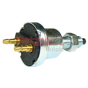 0911002 METZGER Pol-Anzahl: 2-polig Bremslichtschalter 0911002 günstig kaufen