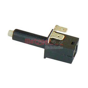 0911006 METZGER Pol-Anzahl: 2-polig Bremslichtschalter 0911006 günstig kaufen