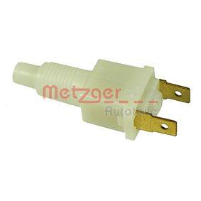 0911008 METZGER Pol-Anzahl: 2-polig Bremslichtschalter 0911008 günstig kaufen