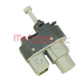0911027 METZGER Schalter, Kupplungsbetätigung (GRA) 0911027 günstig kaufen