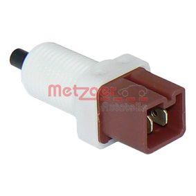 0911051 METZGER Schalter, Kupplungsbetätigung (GRA) 0911051 günstig kaufen