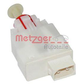 0911060 METZGER Schalter, Kupplungsbetätigung (GRA) 0911060 günstig kaufen