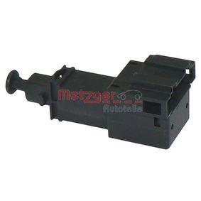 0911066 METZGER Pol-Anzahl: 4-polig Bremslichtschalter 0911066 günstig kaufen
