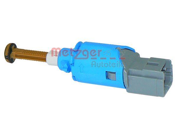METZGER: Original Schalter, Kupplungsbetätigung (GRA) 0911071 ()