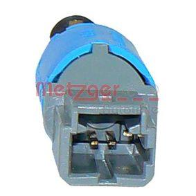 0911071 Schalter, Kupplungsbetätigung (GRA) METZGER 0911071 - Große Auswahl - stark reduziert