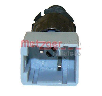 METZGER | Schalter, Kupplungsbetätigung (GRA) 0911080