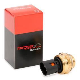 METZGER Thermoschalter Temperaturschalter Kühlerlüfter 0915193 für OPEL MOVANO 1