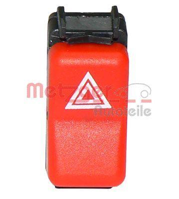 METZGER: Original Warnblinkschalter 0916053 ()