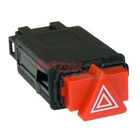 0916067 METZGER Warnblinkschalter 0916067 günstig kaufen