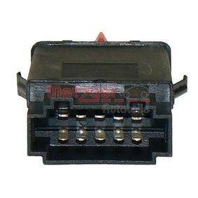 0916067 Warnblinkschalter METZGER 0916067 - Große Auswahl - stark reduziert