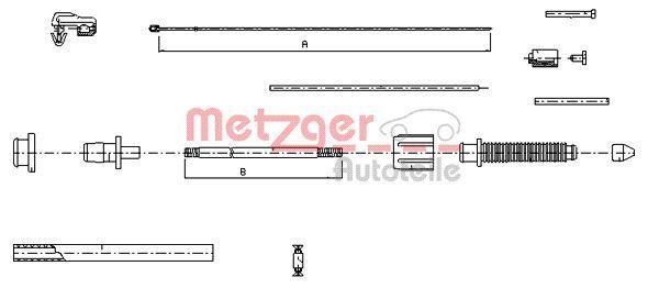 Жило за газ METZGER 10.0382 Отзиви