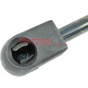 2110039 Heckklappendämpfer / Gasfeder METZGER - Markenprodukte billig