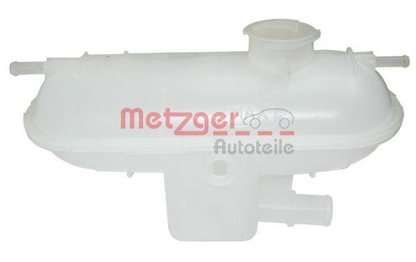2140023 METZGER ohne Deckel, ohne Sensor Ausgleichsbehälter, Kühlmittel 2140023 günstig kaufen