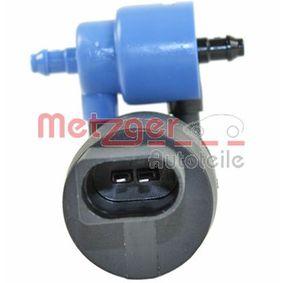 2220008 Waschwasserpumpe, Scheibenreinigung METZGER Test
