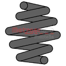 2240065 METZGER L: 210mm, Ø: 12mm, Ø: 142mm Spiralfjäder 2240065 köp lågt pris