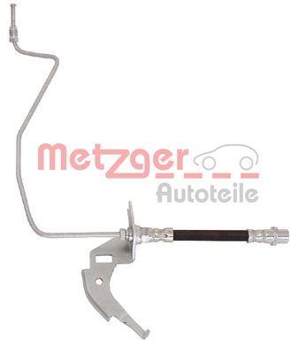 Bremsschläuche METZGER 4119360