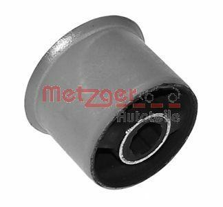 6SB25A METZGER Gummimetalllager, hinten, Vorderachse beidseitig, für Querlenker Ø: 63mm Lagerung, Lenker 52004508 günstig kaufen