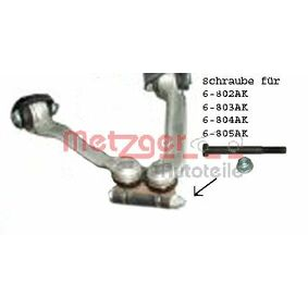 buy and replace Mounting Kit, control lever METZGER 55002118