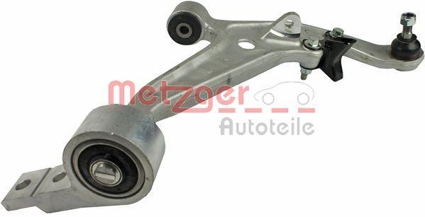 METZGER Lenker, Radaufhängung 58027902