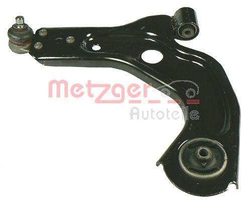 METZGER Lenker, Radaufhängung 58041101