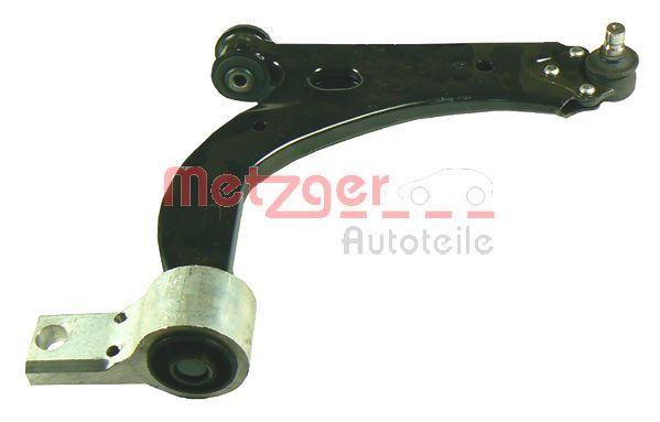 METZGER Lenker Radaufhängung 58042602 Vorderachse rechts