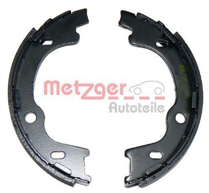 METZGER Bremsbackensatz, Feststellbremse MG 106