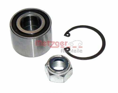 Metzger wm6682/de roulement de roue