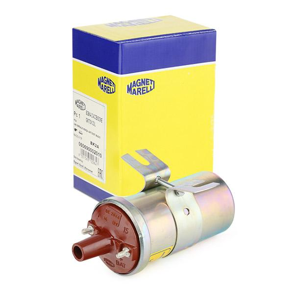 Ignition Coil MAGNETI MARELLI 060690002010 Reviews