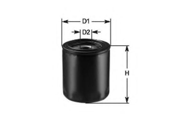 71758720 MAGNETI MARELLI Anschraubfilter Höhe 1: 100mm Ölfilter 152071758720 günstig kaufen