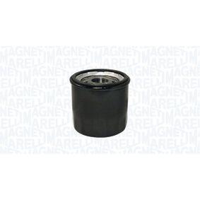 154068174150 MAGNETI MARELLI Ø: 69mm, Höhe: 65mm Ölfilter 152071758743 günstig kaufen