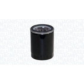 OC521 MAGNETI MARELLI Ø: 69,5mm, Höhe: 85mm Ölfilter 152071758747 günstig kaufen
