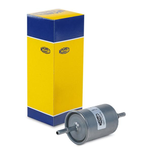 MAGNETI MARELLI: Original Benzinfilter 152071760676 (Höhe: 163mm)