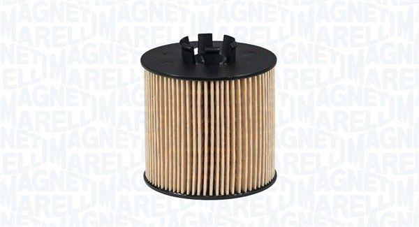 Motorölfilter MAGNETI MARELLI 152071760690