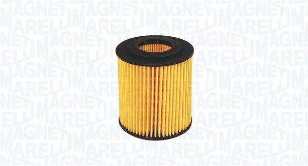 154068164250 MAGNETI MARELLI Filtereinsatz Ø: 72mm, Höhe: 80,5mm Ölfilter 152071760699 günstig kaufen